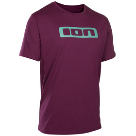 ION Logo T-Shirt Heren roze